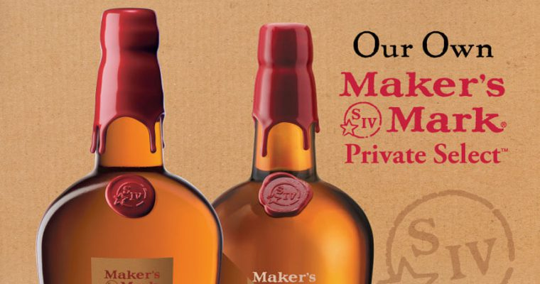 Makers Mark Private Select 2.0