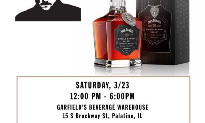 Jack Daniels Eric Church Edition Engraving Event Palatine