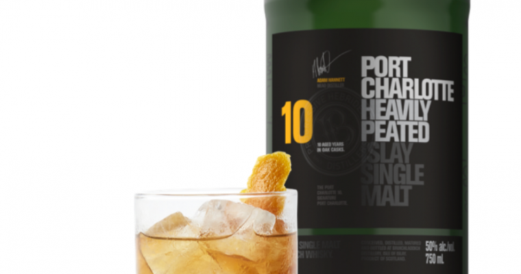 Port Charlotte 10 Old Fashioned