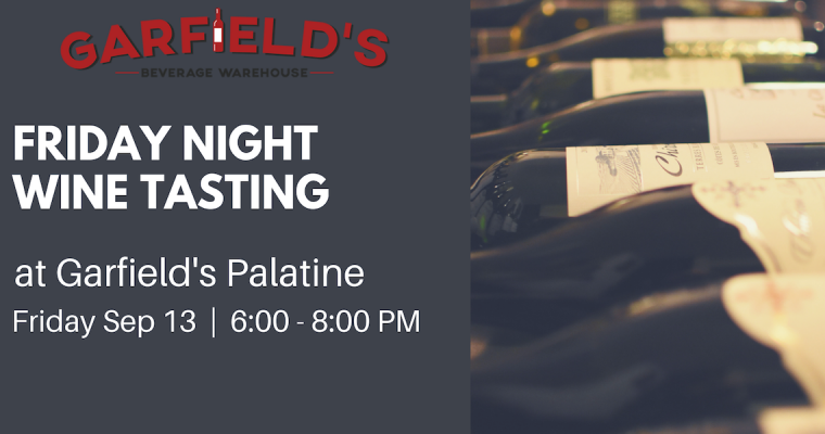 Friday Night Wine Tasting Palatine
