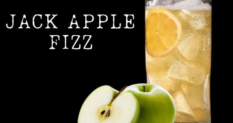 Jack Daniel's Apple Fizz