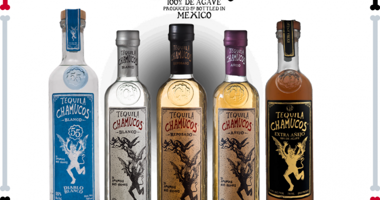 Chamucos Tequila Tasting Crystal Lake